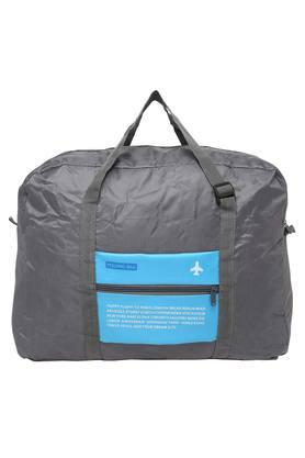 Unisex 1 Compartment Zip Closure Travel Bag