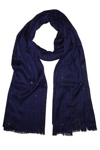 GET WRAPPED -  Navy Scarves & Socks - Main