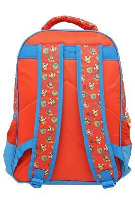 Kids Paw Patrol 3 Compartment Zip Closure School Bag