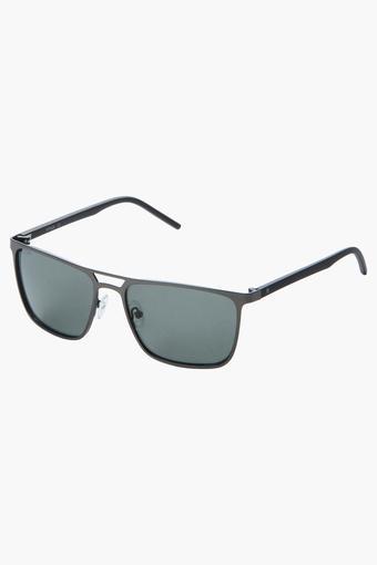 Mens Full Rim Square Sunglasses - GC301GR1P