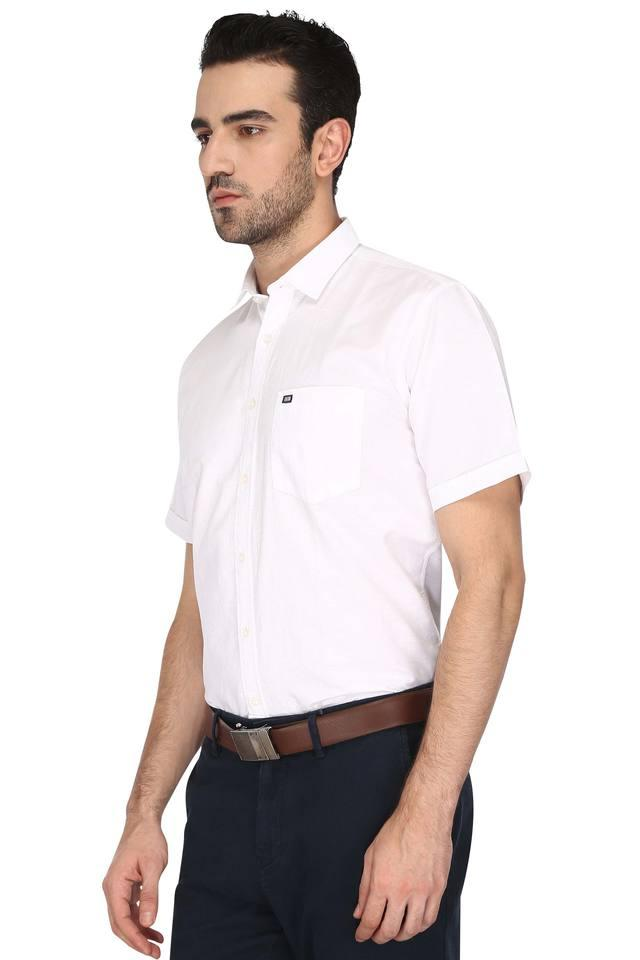 Mens Slub Shirt