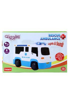 Kids Rescue Ambulance Toy