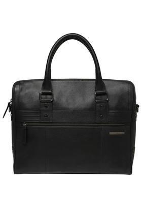 Unisex Zipper Closure Laptop Bag
