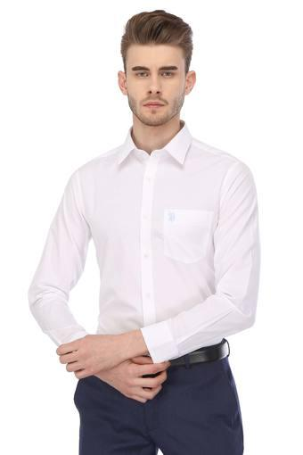 U.S. POLO ASSN. FORMALS -  White Shirts - Main