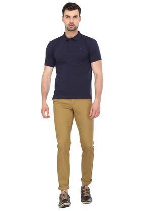 ALLEN SOLLY - KhakiCasual Trousers - 3