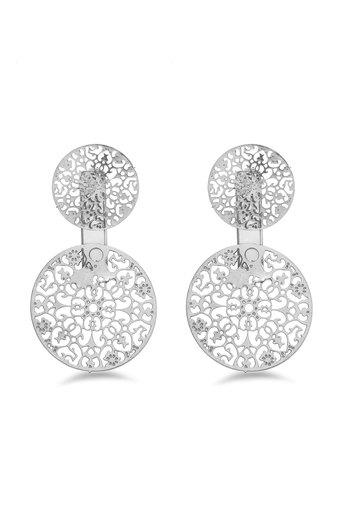 Womens Silver Plated Earrings