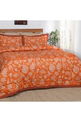 Flamboyance Clarissa Print Double Quilt