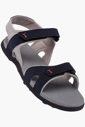 37bd8e8985e Buy PUMA Mens Synthetic Velcro Closure Sandals