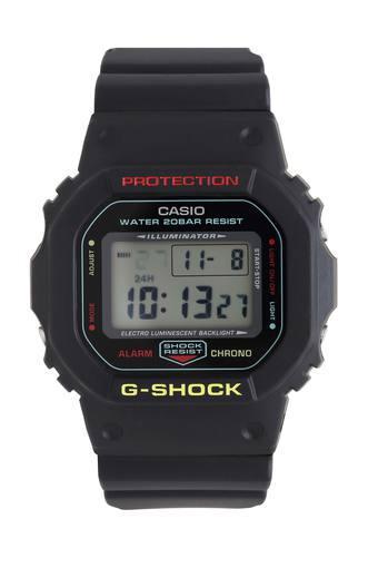 Mens Square Digital Watch - G863