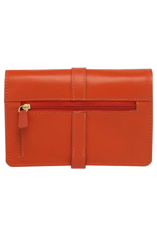 Womens Casual Wear Loop Closure Clutch