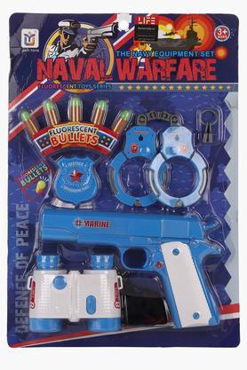 Unisex Naval warfare Gun Set