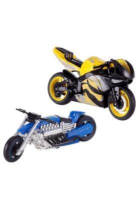 Unisex Motorcycle Scaled Model Toy Motorcycle
