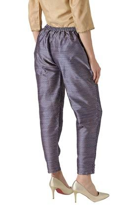 Womens Abstract Trouser