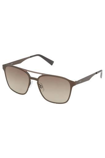 Mens Full Rim Navigator Sunglasses - IMS715C3SG