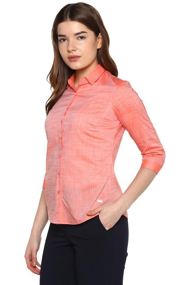 Womens Slub Shirt