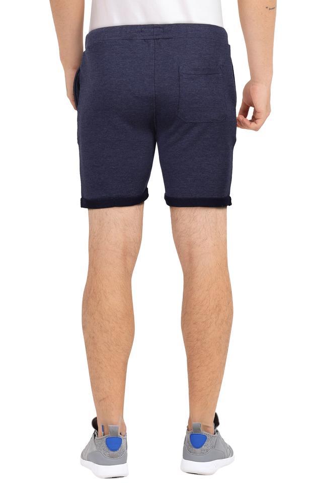 Mens 3 Pocket Slub Shorts