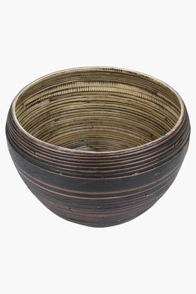 BACK TO EARTH Decorative Wooden Planter