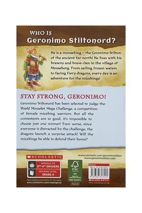 Geronimo Stilton Micekings #4: Stay Strong Geronimo!
