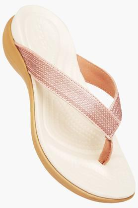 CROCSWomens Casual Wear Flip Flops - 203408937
