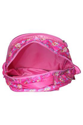 Unisex Disney Princess 3 Compartment Zip Closure Backpack