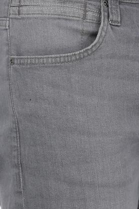 Mens 4 Pocket Mild Wash Rodeo Jeans