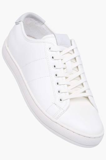 8132bcb2a07 Buy ALDO Mens Leather Lace Up Sneakers | Shoppers Stop