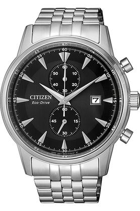 Mens Black Dial Chronograph Watch