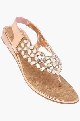 INC.5 Womens Party Wear Slipon Flats