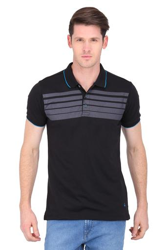 UNITED COLORS OF BENETTON -  BlackT-shirts - Main