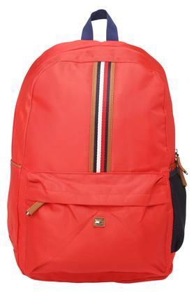 Unisex 1 Compartment Zipper Closure Laptop Backpack