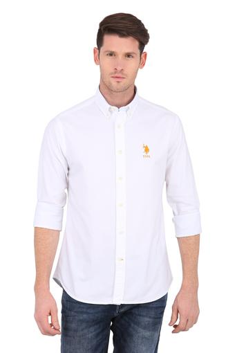 U.S. POLO ASSN. -  WhiteCasual Shirts - Main