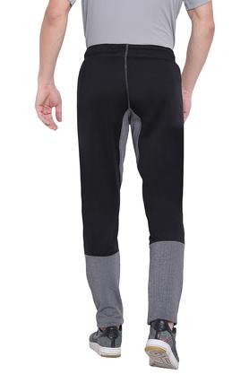 Mens 2 Pocket Colour Block Track Pants