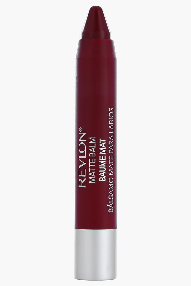 Womens Color Burst Matte Lip Balm