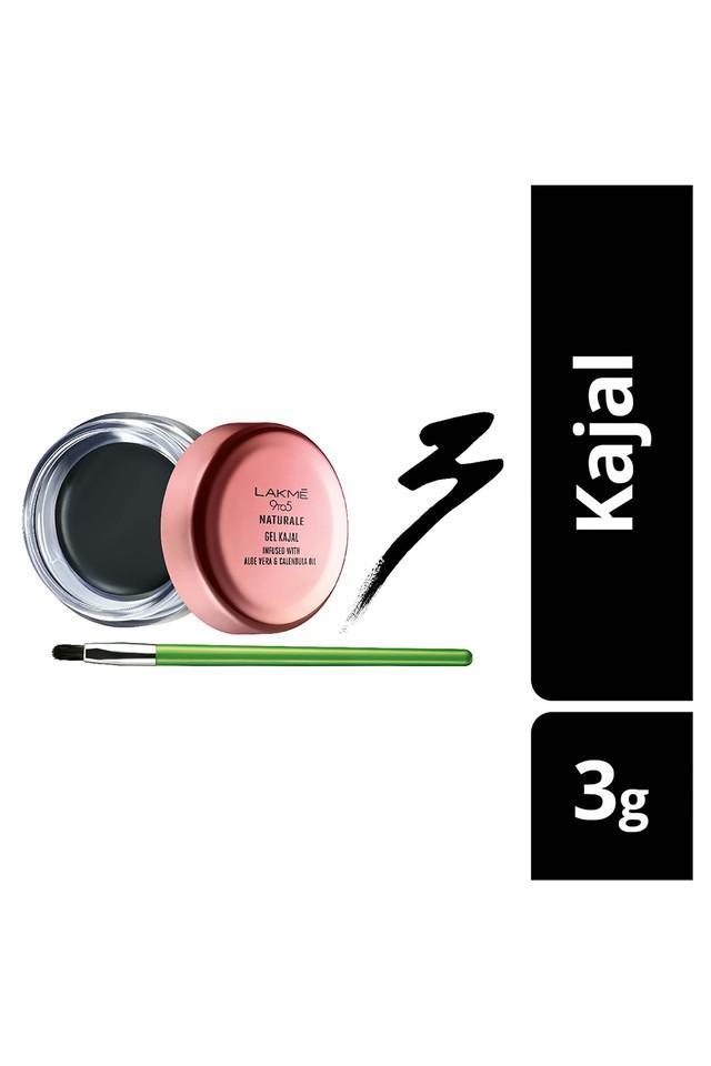 9 to 5 Naturale Gel Black Kajal - 3 g