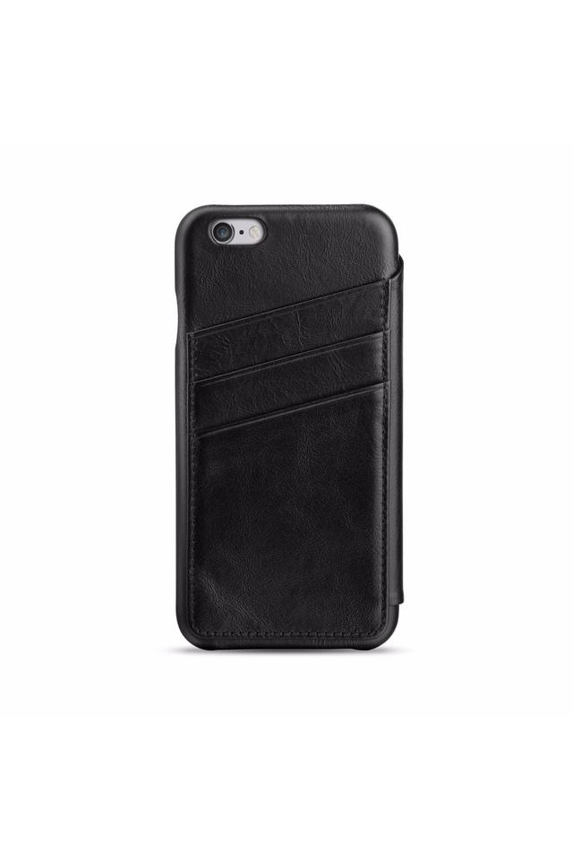 Leather Phone Cover for iPhone 6 and 6S with Flip Cover