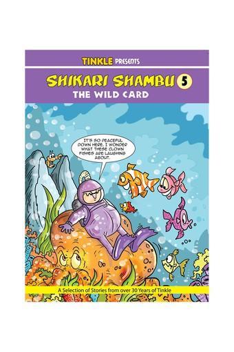 Shikari Shambu 5 -the Wild Card