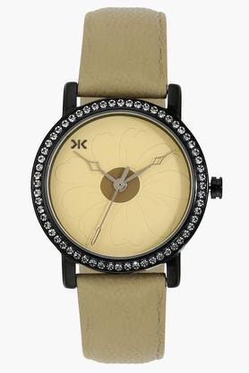 Womens Analogue Leather Watch - W548C