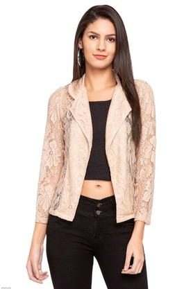 14074ee8fca Jackets for Women - Buy Jackets & Shrugs for Women Online in India ...