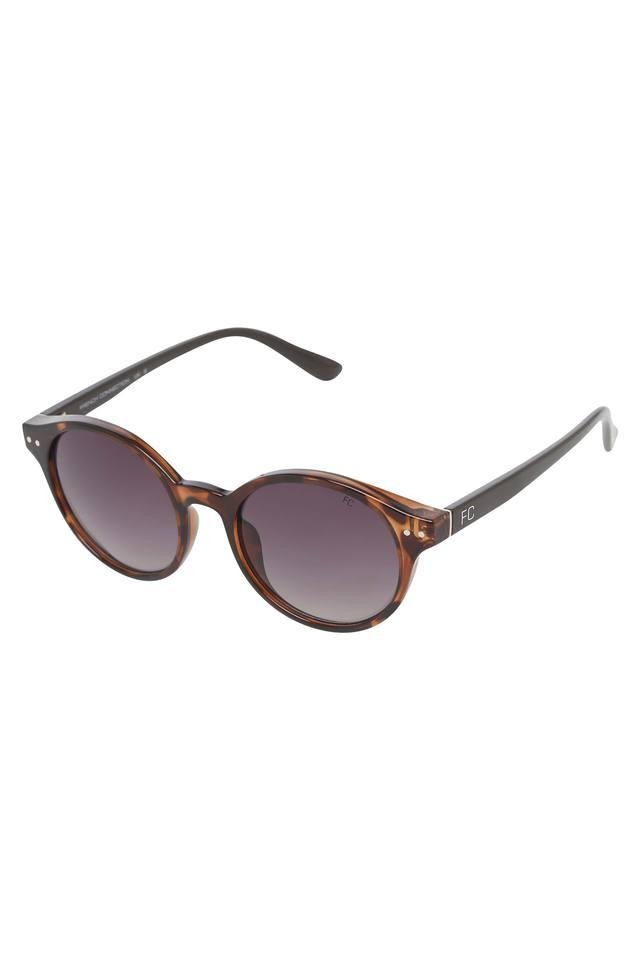 Womens Cat Eye UV Protected Sunglasses with Case