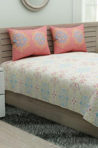 IVY -  Pink Bed Sheets - Main