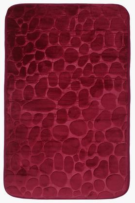 Rectangular Textured Bath Mat