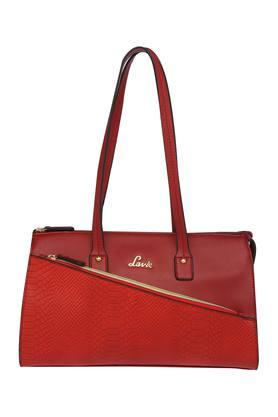 LAVIE Womens Zipper Closure Satchel Handbag - 203435740