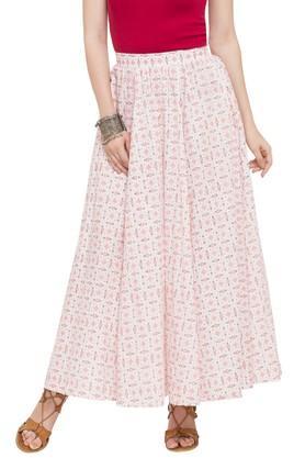 AURELIAWomens Printed Skirt