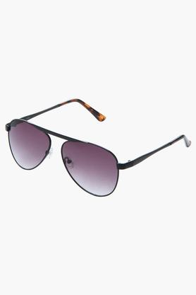 FASTRACK Mens Oval Gradient Sunglasses - M187BK1