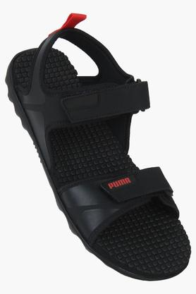 PUMA Mens Casual Wear Velcro Closure Sandals - 204500775_9212