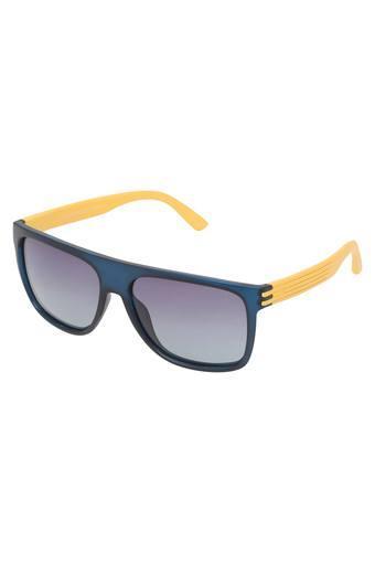 Mens Full Rim Wayfarer Sunglasses - LI147C122