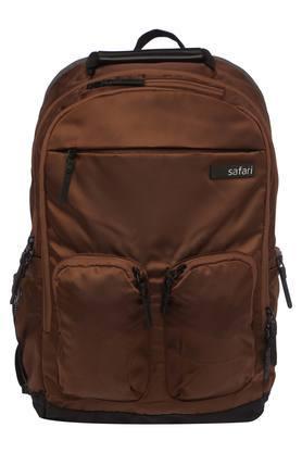 Unisex 2 Compartment Zipper Closure Laptop Backpack