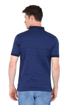 Mens Paisley Polo T-Shirt
