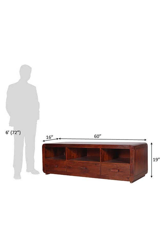 Brown Grace TV Cabinet Unit