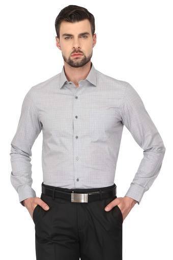 ARROW NYC -  GreyFormal Shirts - Main